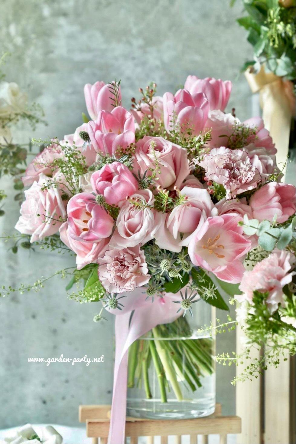 花藝、花禮裝飾-2021-06-16,2021 6月花卉設計款式2(照片3)